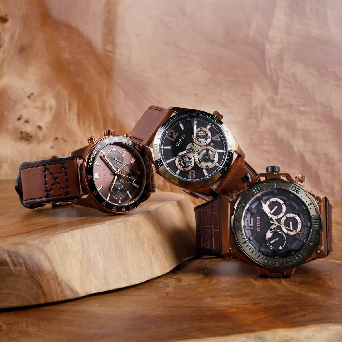 GUESS Watches Terrain