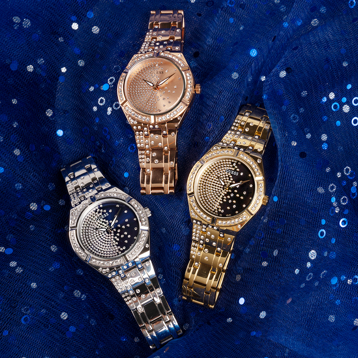 GUESS Watches Starlet